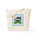 Froggie Baby Tote Bag