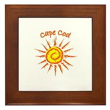 Cape Cod Framed Tile