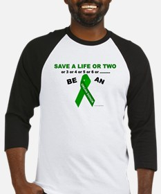 Save A Life Or Two Baseball Jersey