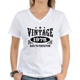 1975 Womens V-Neck T-shirts