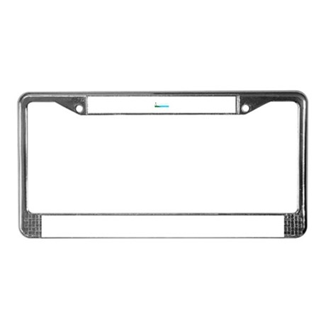 Cape Cod License Plate Frame