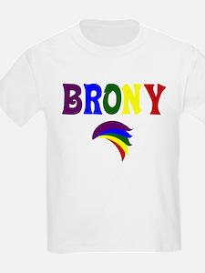 Brony rainbow 329 T-Shirt