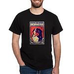 Obey the Bernese Mountain Dog! Dark T-Shirt