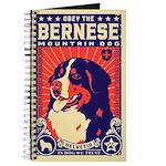 Bernese Mountain Dog World Domination Journal
