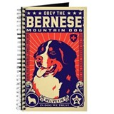 Bernese mountain dog journal Journals & Spiral Notebooks
