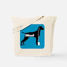 iWoof Vizsla Tote Bag