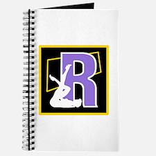 Naughty Initial Design (R) Journal