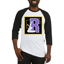 Naughty Initial Design (R) Baseball Jersey