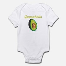 Guacaholic Infant Bodysuit