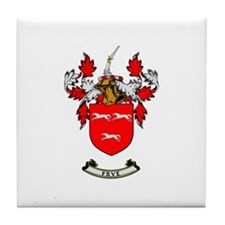 FRYE Coat of Arms Tile Coaster