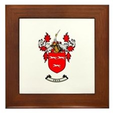 FRYE Coat of Arms Framed Tile