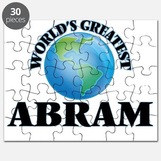 World's Greatest Abram Puzzle