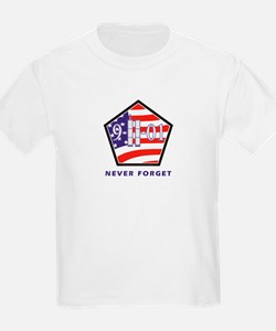 NEVER Forget - T-Shirt