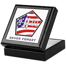 NEVER Forget - Keepsake Box