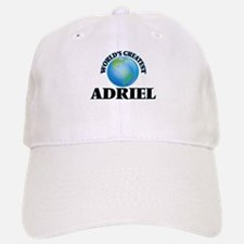 World's Greatest Adriel Baseball Baseball Cap