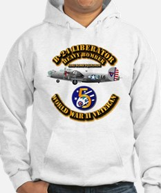 AAC - 43rd BG - 63rd BS - 5th AF Jumper Hoody