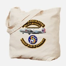 AAC - 43rd BG - 63rd BS - 5th AF Tote Bag