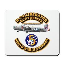 Aac - 43rd Bg - 63rd Bs - 5th Af Mousepad