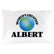 World's Greatest Albert Pillow Case