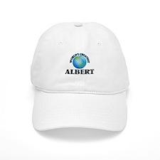 World's Greatest Albert Baseball Cap