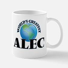 World's Greatest Alec Mugs