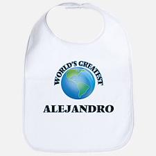 World's Greatest Alejandro Bib