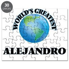 World's Greatest Alejandro Puzzle