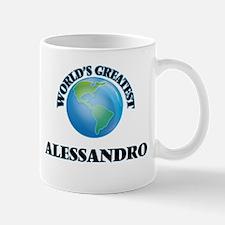 World's Greatest Alessandro Mugs