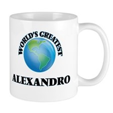 World's Greatest Alexandro Mugs