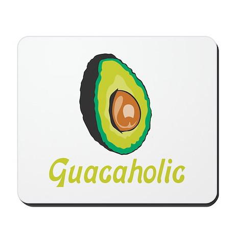 Guacaholic Mousepad
