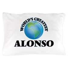 World's Greatest Alonso Pillow Case
