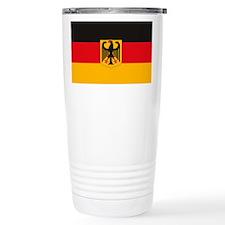 Cute German pride Travel Mug