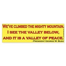 Mountain BumperBumper Sticker