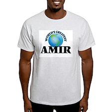 World's Greatest Amir T-Shirt