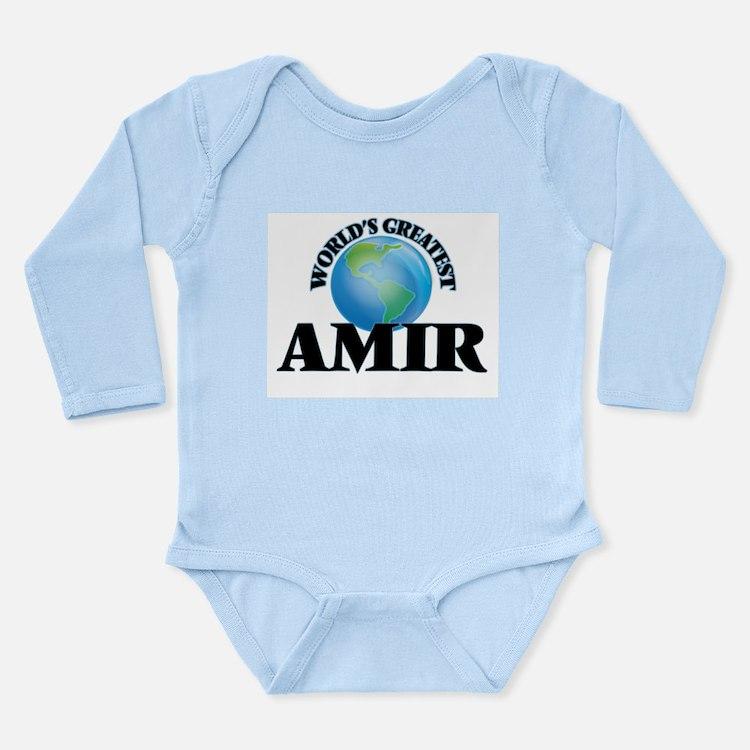 World's Greatest Amir Body Suit