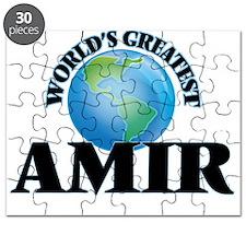 World's Greatest Amir Puzzle