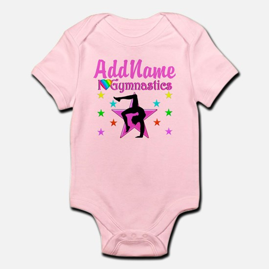 GYMNAST GIRL Infant Bodysuit