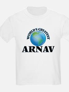 World's Greatest Arnav T-Shirt