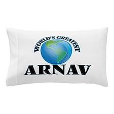 World's Greatest Arnav Pillow Case