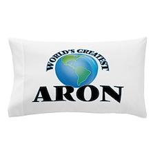 World's Greatest Aron Pillow Case