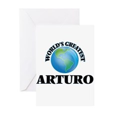 World's Greatest Arturo Greeting Cards
