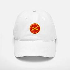 Field Artillery Seal Plaque.png Baseball Baseball Cap