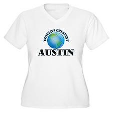 World's Greatest Austin Plus Size T-Shirt