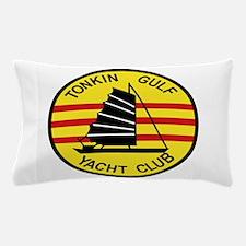 TONKIN GULF YACUHT CLUB Vietnam U S Na Pillow Case
