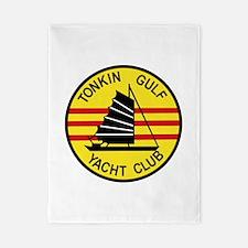 TONKIN GULF YACUHT CLUB Vietnam U S Nav Twin Duvet
