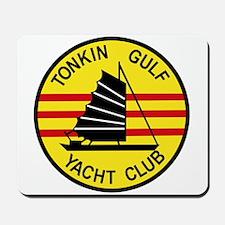 TONKIN GULF YACUHT CLUB Vietnam U S Navy Mousepad