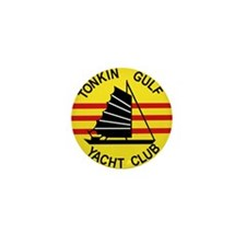 TONKIN GULF YACUHT CLUB Viet Mini Button (10 pack)