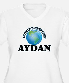 World's Greatest Aydan Plus Size T-Shirt
