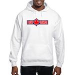 I Love Canada Hooded Sweatshirt