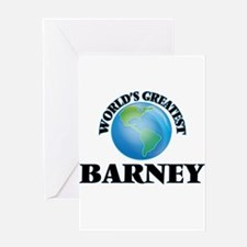 World's Greatest Barney Greeting Cards
